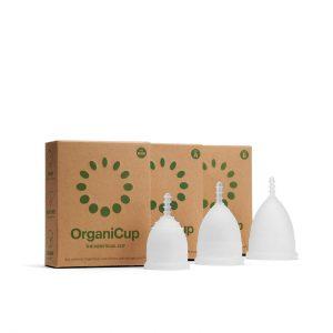 Менструальная чаша OrganiCup